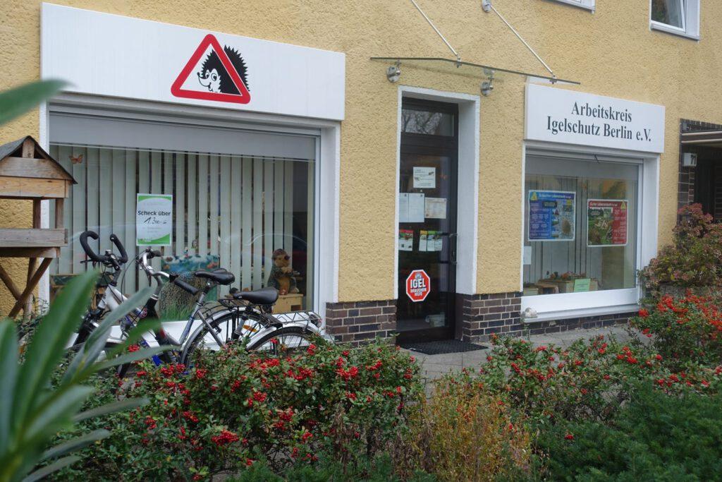 Igelstation Berlin Hermsdorf